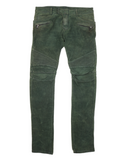 Lambskin Leather Moto Pant
