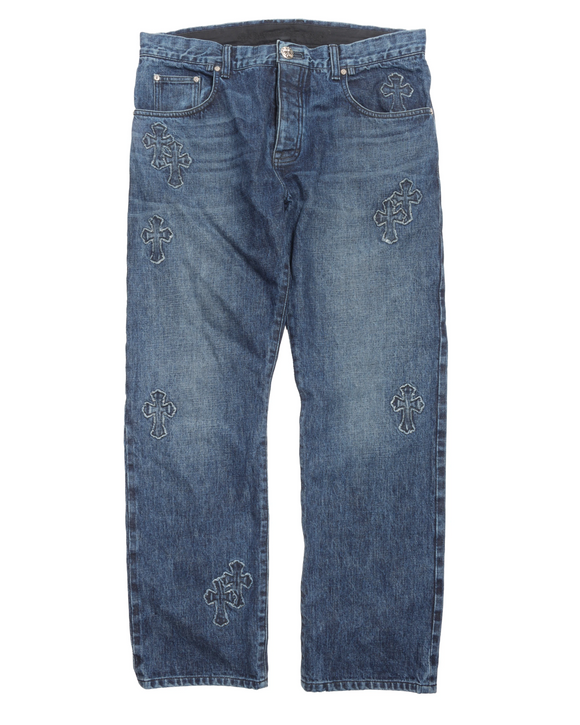 Cross Patch Denim