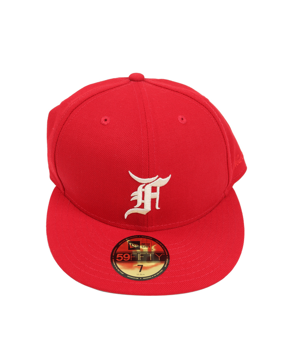 Fitted Cap w/ Tags