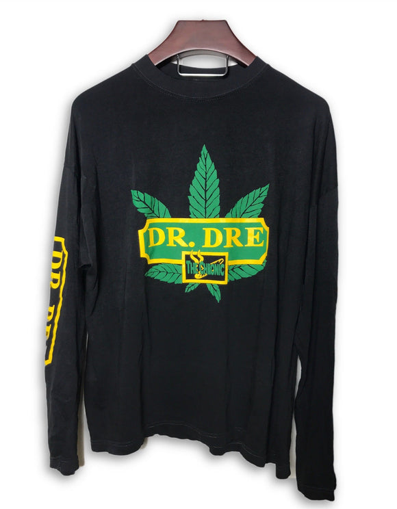 Dre Dre The Chronic Vintage L/S T-Shirt