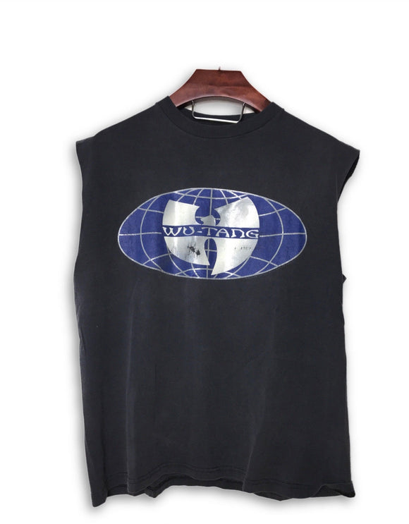 Wu-Tang Forever Vintage Hip-Hop Sleeveless T-Shirt