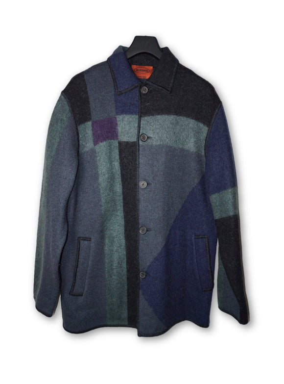 00/150 Collectable Wool Coat