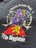 "Vintage Snoop Dogg ""The Doggfather"" Rap T-Shirt - XL"
