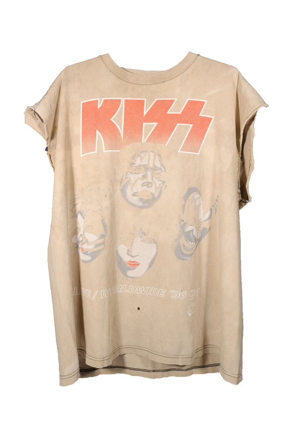 KISS Sleeveless 96-97'