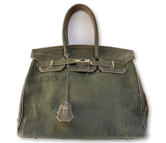 35CM Birkin Travel Bag (Medium)