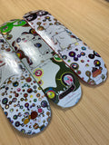 Takashi Murakami x Supreme Skate Decks (2007) - Set of 3
