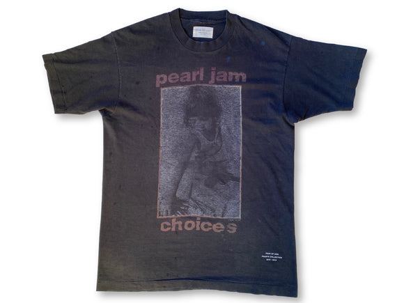 Vintage Pearl Jam Choices Rock T-Shirt