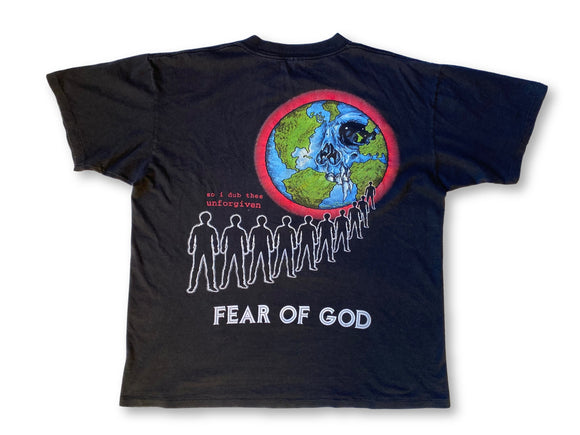 Vintage Metallica x Fear of God Rock T-Shirt - XL