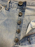 Chrome Hearts x Levi's Patchwork Denim - Size 30