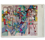 George Condo at Cycladic Exhibition - Poster (B)