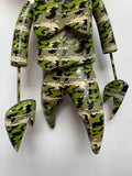 2000 Laboratories Nosferato Unkle Green Camo Figure
