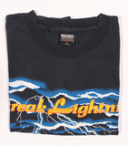 Streak Lightning Harley Davidson Cut Off T-Shirt
