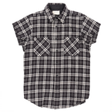Third Collection Sleeveless Flannel Shirt