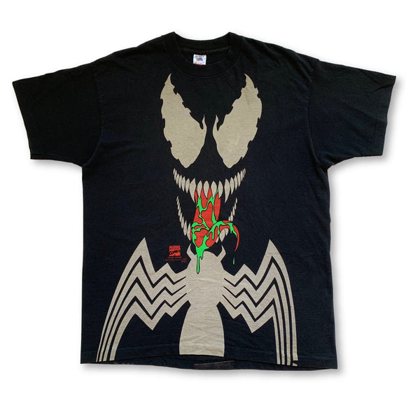 Vintage Marvel VENOM T-Shirt - XL