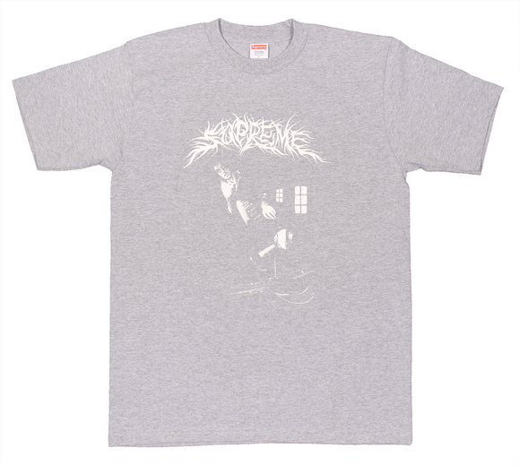 Graphic T-Shirt Rare Sample - Grey