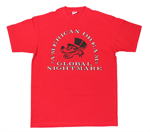 Global Nightmare T-Shirt - Red