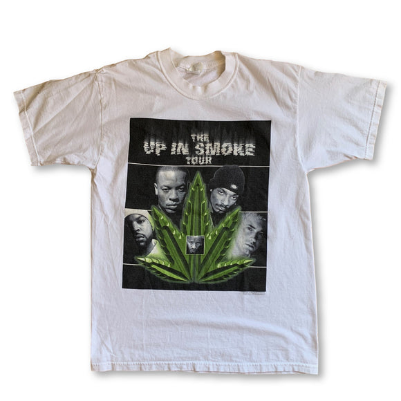 Vintage Dr.Dre Up In Smoke Tour T-Shirt - Large