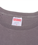 1990's Grey/Grey Box Logo Tee