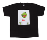 Kermit The Frog Photo Tee - Black