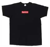 1999 Sopranos Box Logo Tee - Black