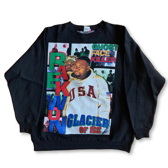 Vintage Raekwon Ghostface Killer Sweatshirt - Large