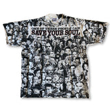 Vintage Save Your Soul T-Shirt - XXL