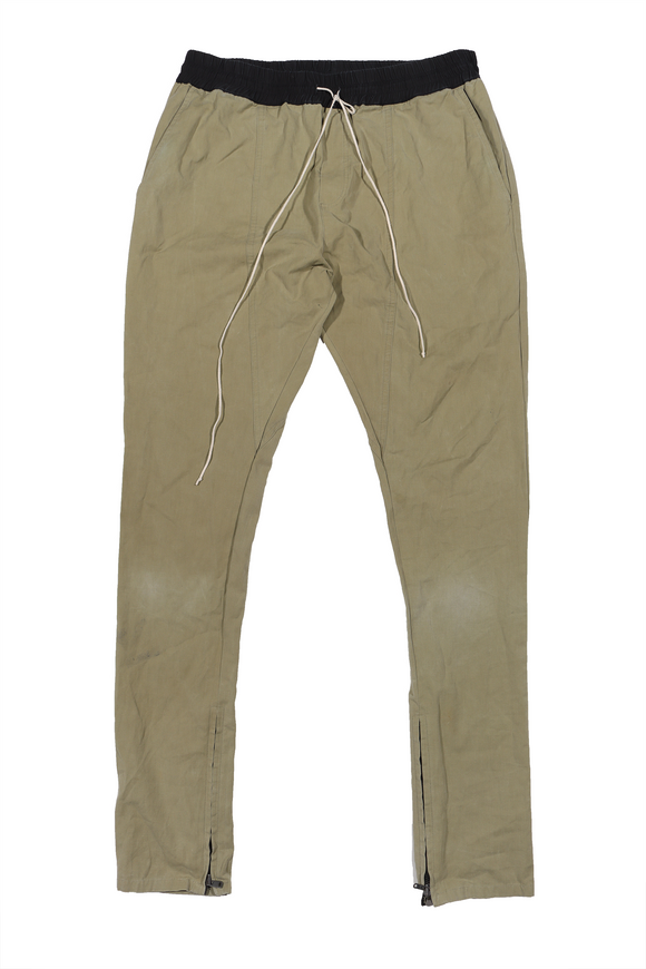 Drawstring Trousers (Vintage Vietnam Sleeping Bag Edition)
