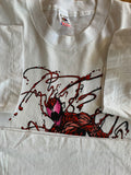 Vintage 1993 Marvel Carnage/Spidey T-Shirt - XL