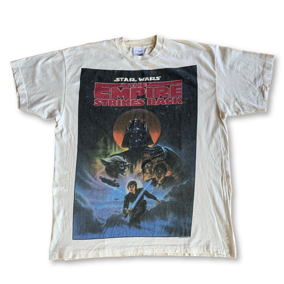 Vintage 1995 Star Wars T-Shirt - XL