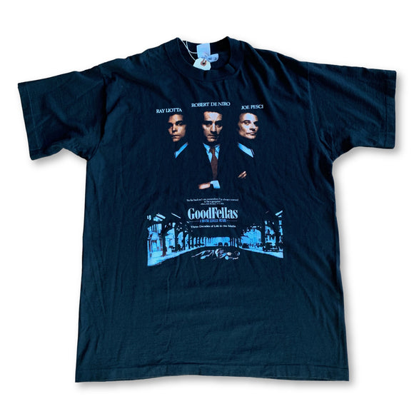 Vintage GOODFELLAS Movie T-Shirt - XL