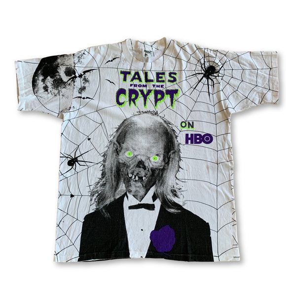 Vintage Tales From The Crypt T-Shirt - XL