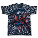 Vintage 1993 Spider Man T-Shirt - XL