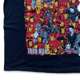 Vintage Marvel Iron Man - XXL