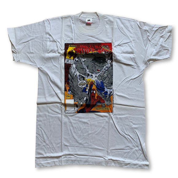 Vintage Deadstock Spiderman T-Shirt - XL