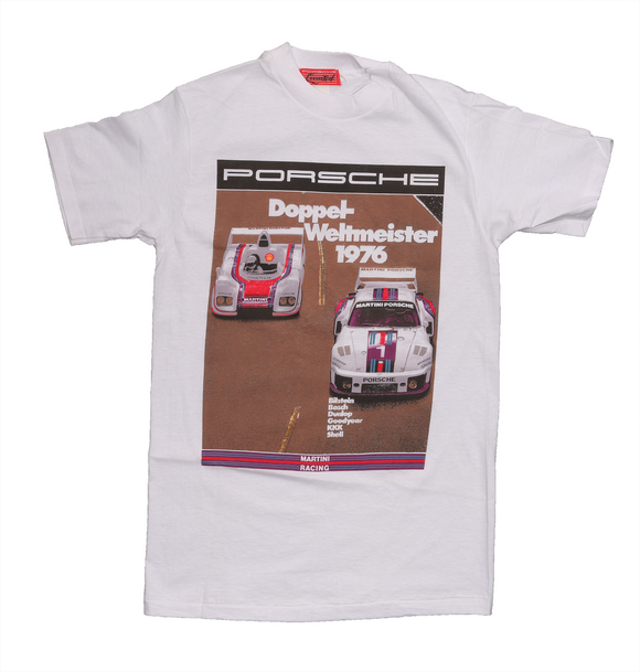 1970's Porsche Martini Racing T-Shirt