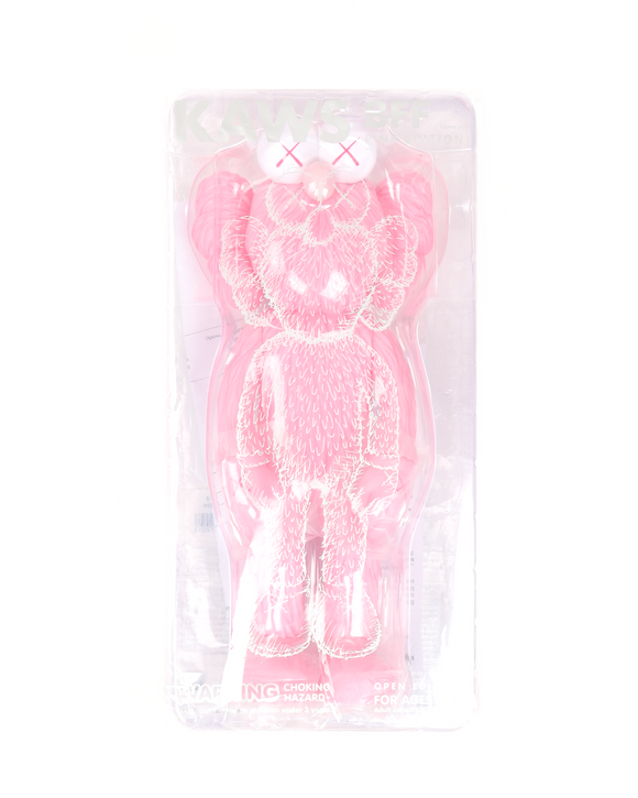 BFF Open Edition Vinyl Figure (Pink)(2017)