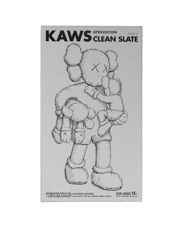 Clean Slate Vinyl Figure (Grey) 2018