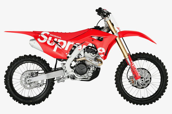 Honda Crf 250R Dirt Bike