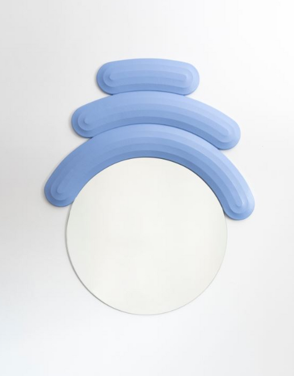 FRIEND MIRROR (BLUE)