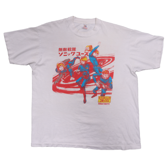 Hysteric Glamor Invincible Squadron T-Shirt