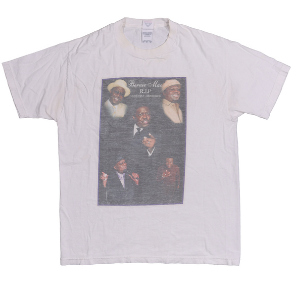 Bernie Mac Memorial T-Shirt