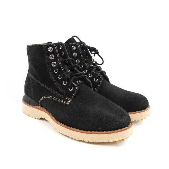Virgil Suede Boot w/ Tags (Black)