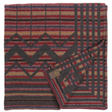 Cashmere Wool Blend Throw Blanket