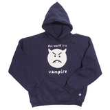 The World is a Vampire Chain Stitched Hoodie