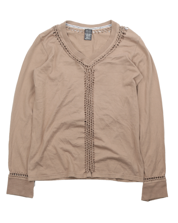 Long Sleeve Braided Shirt (2007)