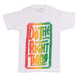 Do The Right Thing Logo T-Shirt