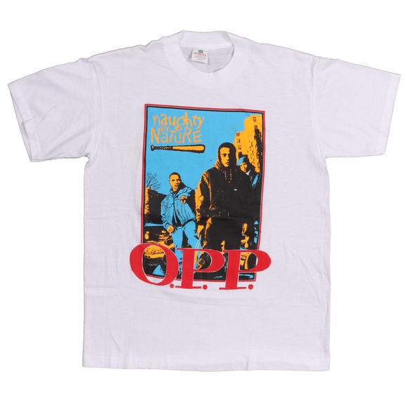 1990s Naughty By Nature T-Shirt