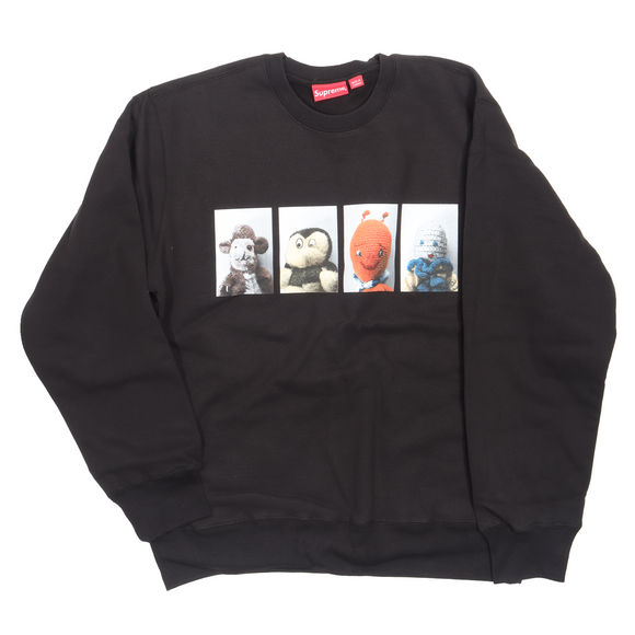 FW18 Mike Kelley AhhYouth! Crewneck Sweatshirt w/ Tags