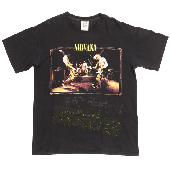 Nirvana 'WISHKAH' T-Shirt