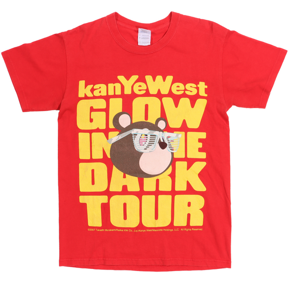 Kanye West 'Glow in The Dark' Tour T-Shirt